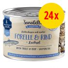 Sparpaket Sanabelle All Meat 24 x 195 g