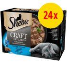 Sparpaket Sheba Craft Collection 24 x 85 g