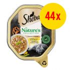 Sparpaket Sheba Nature´s Collection in Sauce 44 x 85 g