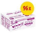 Sparpaket Whiskas 1+ Frischebeutel 96 x 100 g
