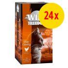 Sparpaket Wild Freedom Adult Schale 24 x 85 g
