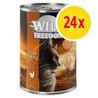 Sparpaket Wild Freedom Adult 24 x 400 g