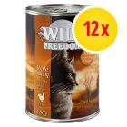 Sparpaket Wild Freedom Adult 12 x 400 g