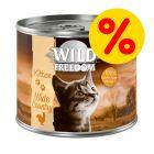Sparpaket: Wild Freedom Kitten 12 x 200 g