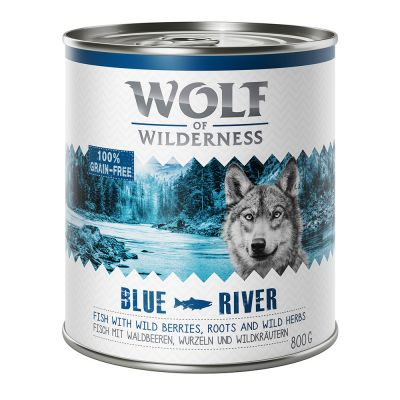 Sparpaket: Wolf of Wilderness Adult 24 x 800 g