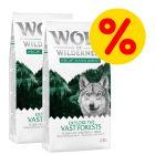 """Sparpaket Wolf of Wilderness """"Explore"""" 2 x 12 kg"""