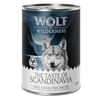 Sparpaket Wolf of Wilderness