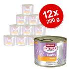 Sparpaket: 12 x 200 g Animonda Integra Protect Adult Diabetes Dose