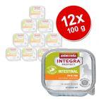 Sparpaket: 12 x 100 g Animonda Integra Protect Adult Intestinal Schale