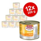 Sparpaket: 12 x 200 g Animonda Integra Protect Adult Sensitive Dose