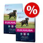Sparpaket: 2 x Grossgebinde Eukanuba Hundefutter