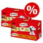 Sparpaket: 2 x 7,5 kg Frolic Complete Trockenfutter
