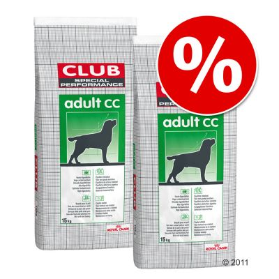 Sparpaket: 2 x 15 kg Royal Canin Club/Selection