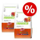 Sparpaket 2 x 12 kg Trainer Natural Medium & Maxi