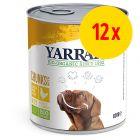 Sparpaket Yarrah Bio Huhn 12 x 820 g