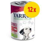 Sparpaket Yarrah Bio Huhn 12 x 400/405 g