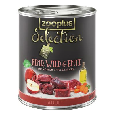 Sparpaket: zooplus Selection 12 x 800 g