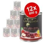 Sparpaket: zooplus Selection 12 x 800 g