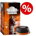 Sparpris! Wild Freedom Adult portionsform 6 x 85 g