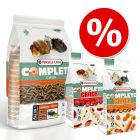 Sparset Cavia Complete + Crock Complete Morot & Äpple