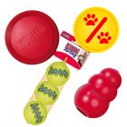 Sparset! KONG Frisbee, KONG Classic, Tennisbälle