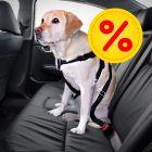 Sparset Trixie Autoschondecke + Hundegurt