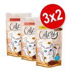 Speciale 3 x 2! 3 x 65 g Catessy Snack Croccanti