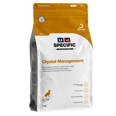 SPECIFIC Cat FCD Crystal Management pienso para gatos