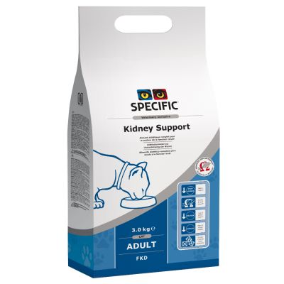 Specific Cat FKD Kidney & Heart Support pour chat