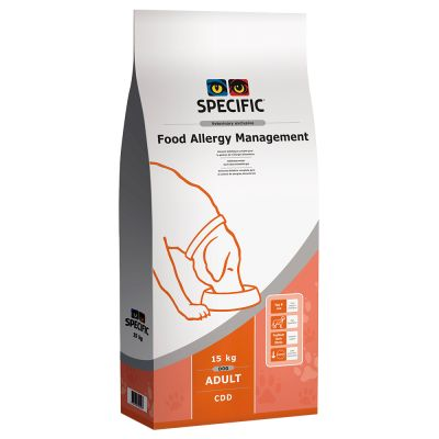 Specific Dog CDD - Food Allergy Management pour chien