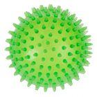 Spiky Ball nagy méretű termoplasztikus gumilabda