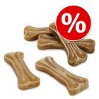 Úsporné balení Barkoo lisované kosti ke žvýkání