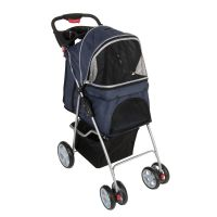 Sporty Pet Stroller -lemmikkirattaat