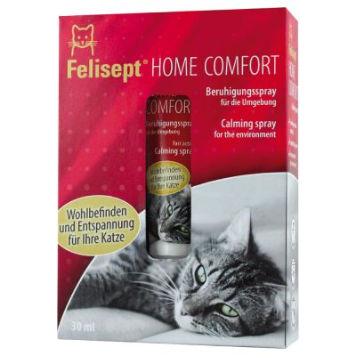 Spray Felisept Home Comfort pour chat