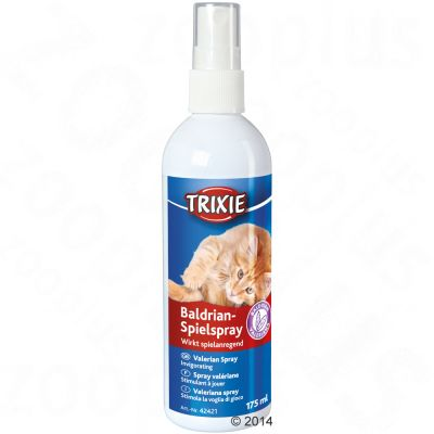 Spray Trixie à base de valériane pour chat