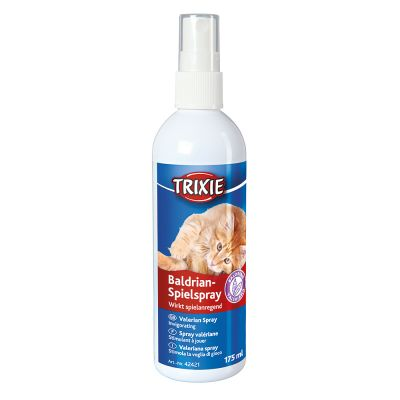 Spray Trixie con valeriana para gatos