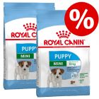 SÆRPRIS! 2 x store poser Royal Canin Puppy