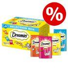 SÆRPRIS! Dreamies Selection Box 4 x 30 g