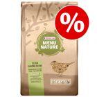 SÆRPRIS! 10 kg Menu Nature Clean Garden Mix