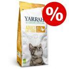 SÆRPRIS! 10 kg Yarrah Øko kattetørfoder
