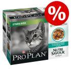 SÆRPRIS! Pro Plan Nutrisavour kattevådfoder