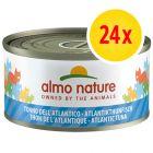 Säästöpakkaus: Almo Nature -tonnikalamix