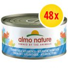 Säästöpakkaus: Almo Nature 48 x 70 g