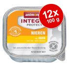Säästöpakkaus: Animonda Integra Protect Adult -rasiat 12 x 100 g