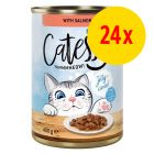 Säästöpakkaus: Catessy hyytelöllä 24 x 400 g