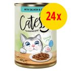 Säästöpakkaus: Catessy kastikkeella 24 x 400 g