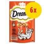 Säästöpakkaus: Dreamies, kana