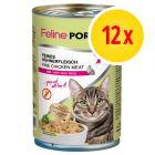 Säästöpakkaus: Feline Porta 21 - 12 x 400 g