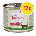 Säästöpakkaus: Feringa Classic Meat Menu 12 x 200 g