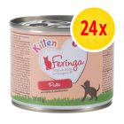 Säästöpakkaus: Feringa Kitten 24 x 200 g